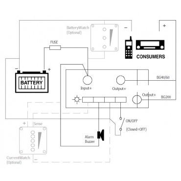 Studer MBW устройство защиты аккумуляторной батареи