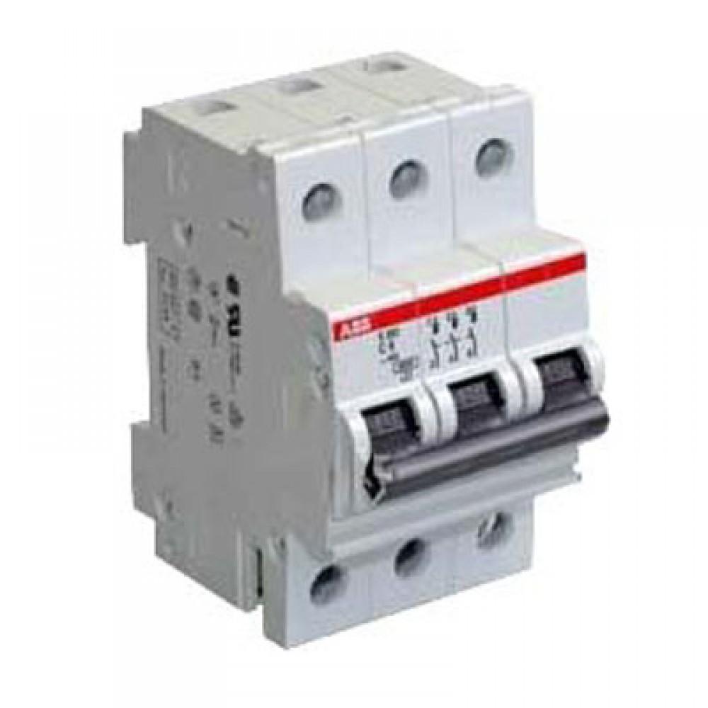 ABB S263 С6, Автоматический выключатель AC