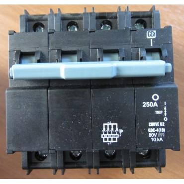 CBI-QDC 250A Автоматический выключатель DC
