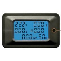 6-в-1 измеритель напряжения, тока, мощности и др.