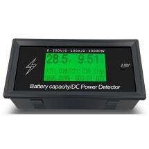 8-в-1 Монитор постоянного тока 300В 100А