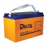 12В Delta HRL 12-100, 100А*ч Аккумулятор