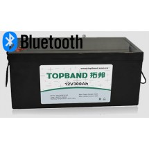 12,8В Литий-ионный аккумулятор Topband 300А*ч Bluetooth