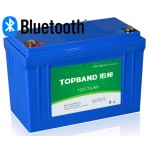 12,8В Литий-ионный аккумулятор Topband 75А*ч Bluetooth