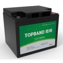 12,8В Литий-ионный аккумулятор Topband 50А*ч
