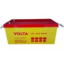 12В Volta GST 12-200 Аккумулятор AGM-гель