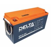 12В Delta GX 12-150, 150А*ч Аккумулятор AGM-гель