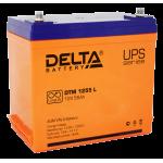 Аккумулятор Delta DTM 1255 L, 12 В