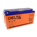 12В Delta GEL 12-150 150А*ч Аккумулятор AGM-гель