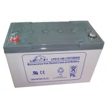 12В Аккумулятор Leoch LPG 12100