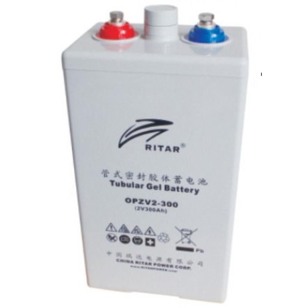 2В аккумулятор Prosolar OPzV2 250, 250 А*ч