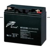 12В Prosolar RT-12180, 18А*ч Аккумулятор