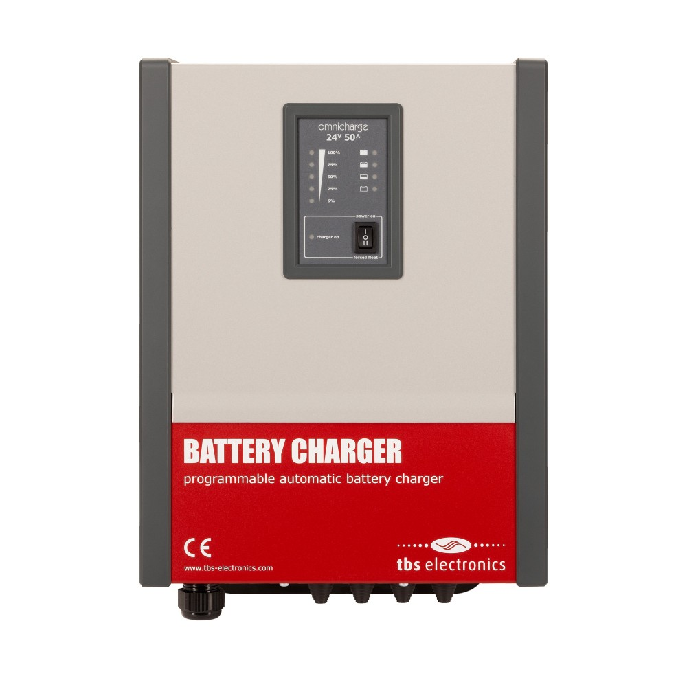 TBS OmniCharge 24-50, зарядное устройство