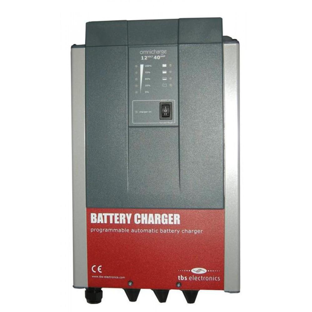 TBS OmniCharge 12-40, зарядное устройство