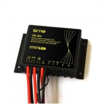 SRNE SR-DH100 ШИМ 12/24В 15А Контроллер заряда