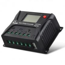 SRNE SR-HP2410 12/24В 10А Контроллер заряда