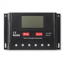 SRNE SR-HP2430 12/24В 30А Контроллер заряда