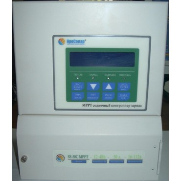Контроллер заряда Prosolar SunStar MPPT SS-40CX 40А