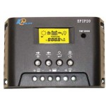 EPIP20-LT 12/24В 15А Контроллер заряда с ЖК табло, таймером и часами