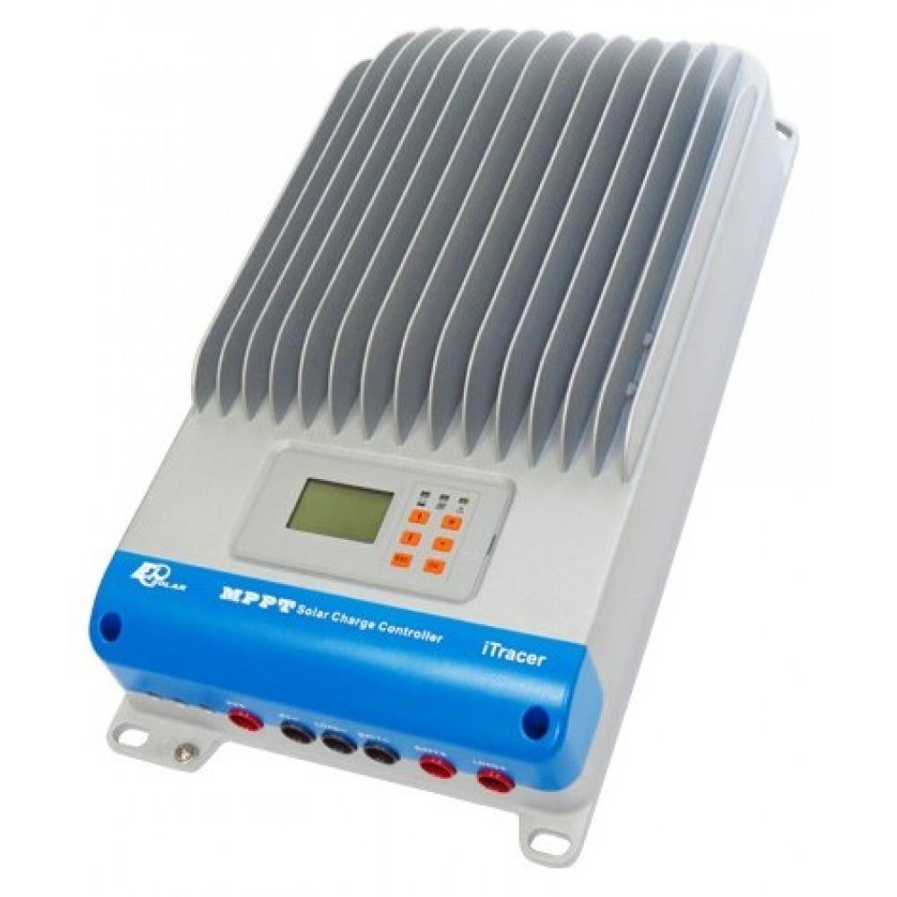 EPSolar iTracer 4415ND MPPT 12/24/36/48В 45А, Контроллер заряда