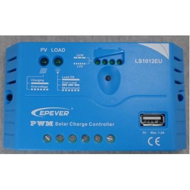 EP LS1024EU 12/24В 10А Контроллер заряда
