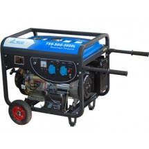 Бензиновый генератор TSS-SGG-5000E