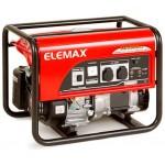ELEMAX Бензиновый генератор с двигателем Honda GX200, 3,3 кВт