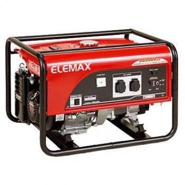 ELEMAX Бензиновый генератор с двигателем Honda GX340 5,8 кВт