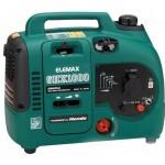 ELEMAX Бензиновый генератор инверторного типа с двигателем Honda GXH50, 1кВт