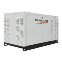 Generac QT027 27 кVA, жидкостное охлаждение