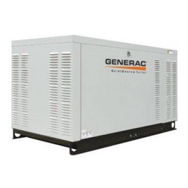 Generac QT022 22 кVA, жидкостное охлаждение