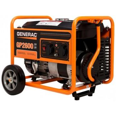 Бензиновый генератор Generac GP2600 2,6 кВт