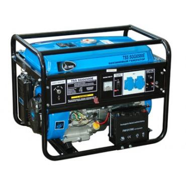 Бензиновый генератор ТСС SGG-7500 E
