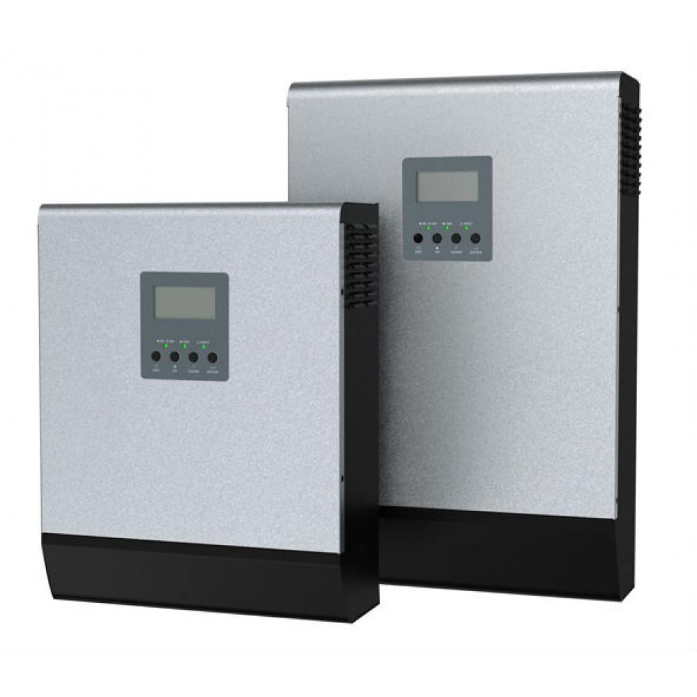 Combi PWM 3 кВА 24В инвертор с ЗУ и ШИМ солнечным контроллером