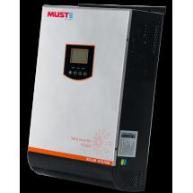 Combi-M PV18-3024 HM (MPPT) Инвертор с ЗУ и солнечным контроллером заряда