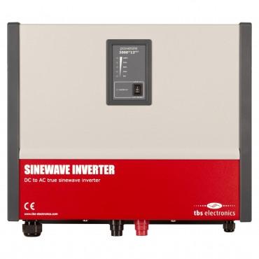 Инвертор c ЗУ TBS Powersine-Combi PSC2000-12