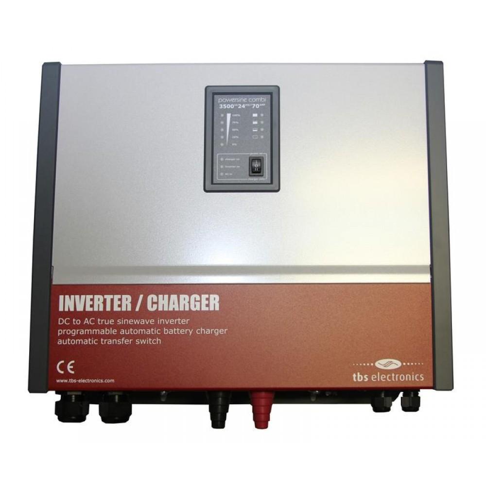 Инвертор c ЗУ TBS Powersine-Combi PSC3500-24