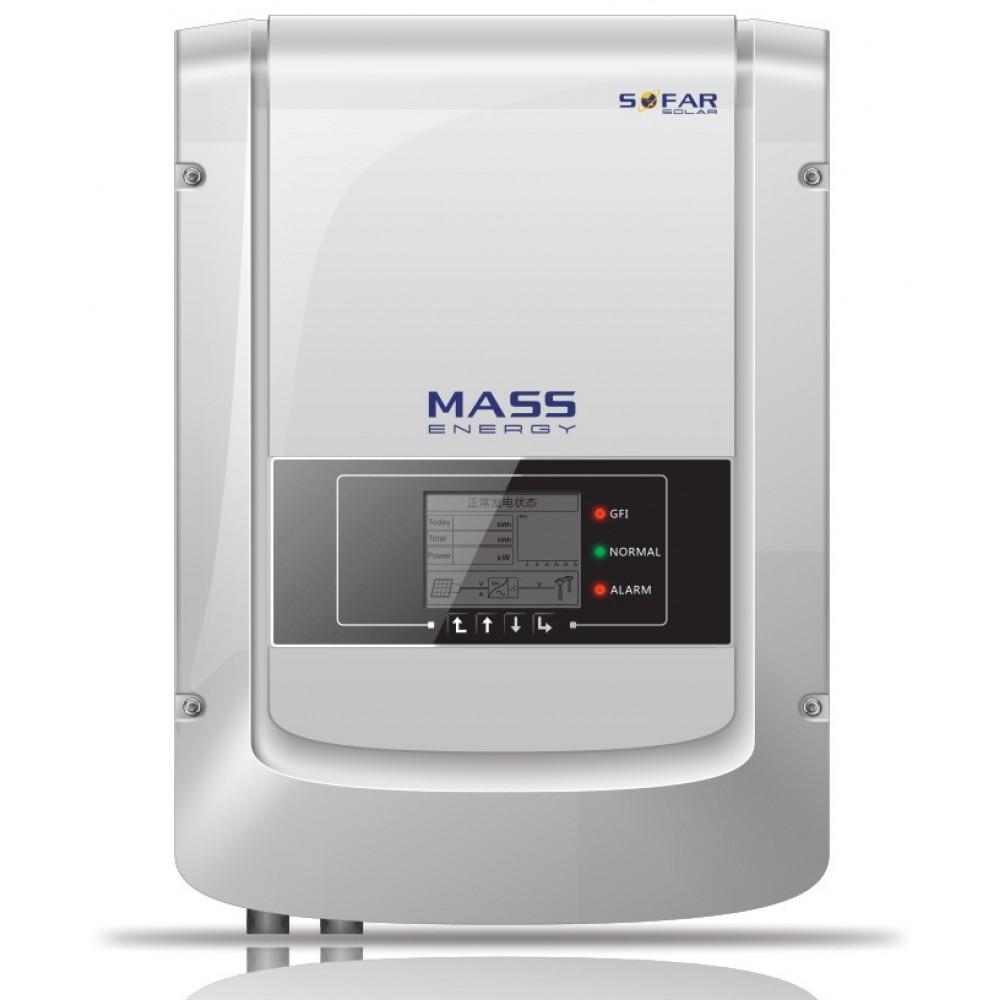 SOFAR 5000TLM сетевой фотоэлектрический инвертор