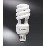 220В 18 Вт Компактная люминесцентная лампа QY-HSP18S Е27