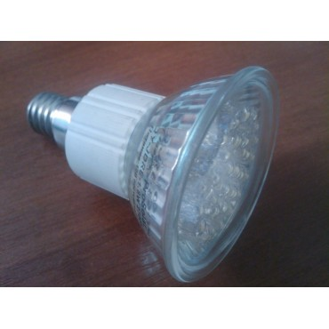 220В 3,6Вт Светодиодная лампа QY-JDRE-3,6W E14