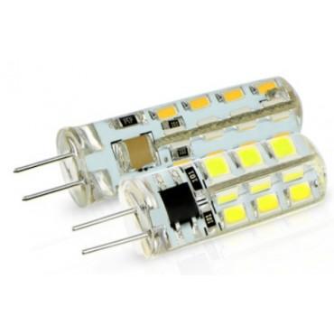220В 3Вт светодиодная лампа G4