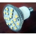 220В 3Вт Светодиодная лампа QY-JDRE-3W E14 SMD