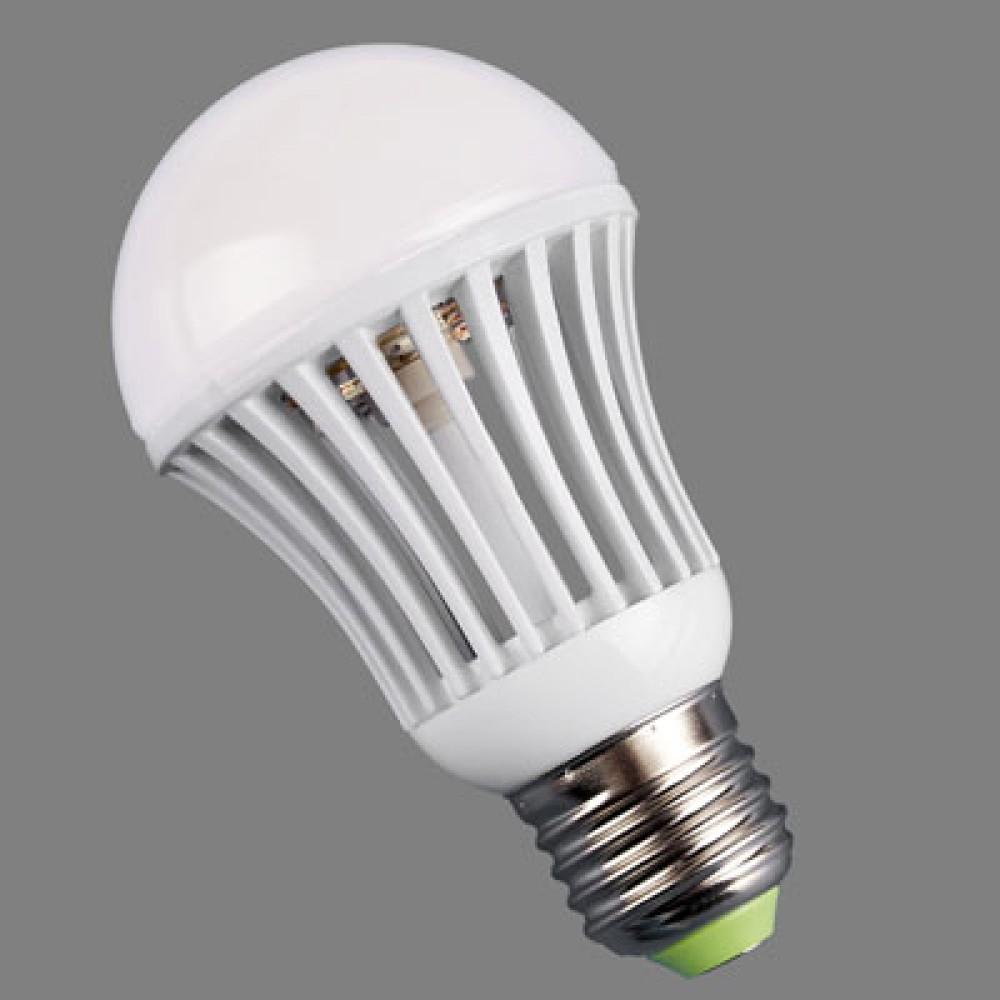 220В 7Вт Светодиодная лампа MCOB E27