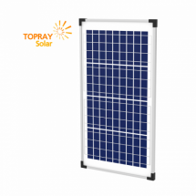 TPS107S-30W 12В 30 Вт поли фотоэлектрический модуль