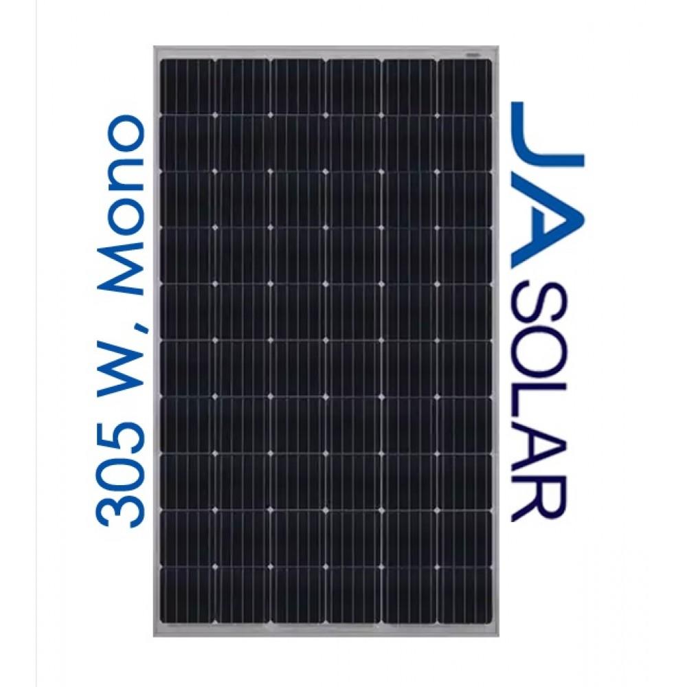Солнечные панели 305 Вт JA Solar JAM60S01-305/PR, моно, PERC