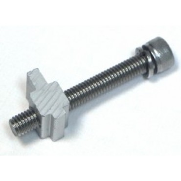 XMR-M8-50 Болт с гайкой для крепления солнечных батарей на алюминиевом профиле (нержавеющая сталь, M8*50)