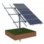 HOP PM-06 Комплект для монтажа 6 солнечных модулей на опоре