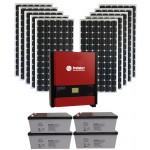 Резервно-сетевая система 3 кВт