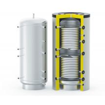 S-TANK HFWT DUO 1000 л с 2 теплообменниками, буферная емкость
