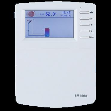 SR 1568 Тепловой контроллер для солнечных систем
